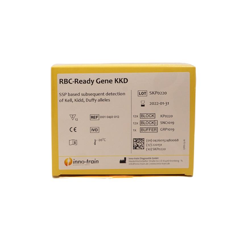 RBC-Ready Gene KKD