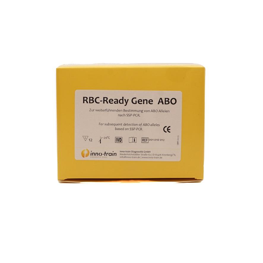 RBC Ready Gene ABO