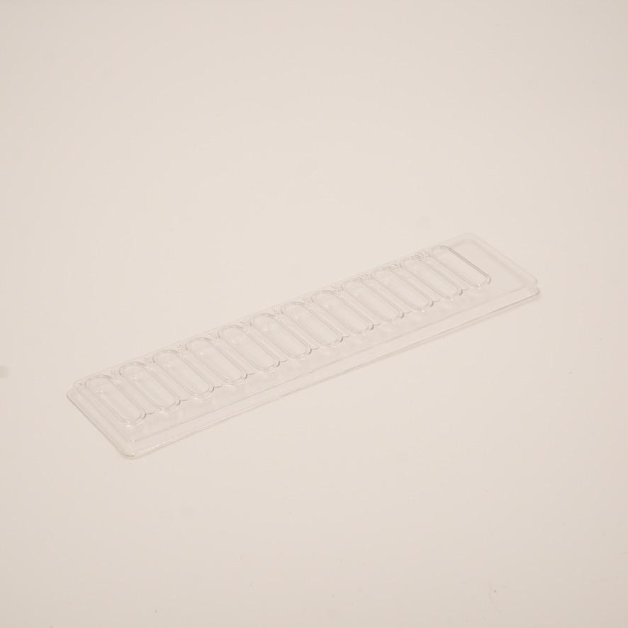 Agglutionsplatten 12 400St.