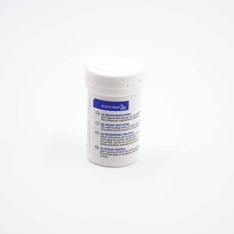 GlucoTalk Teststreifen 50St.